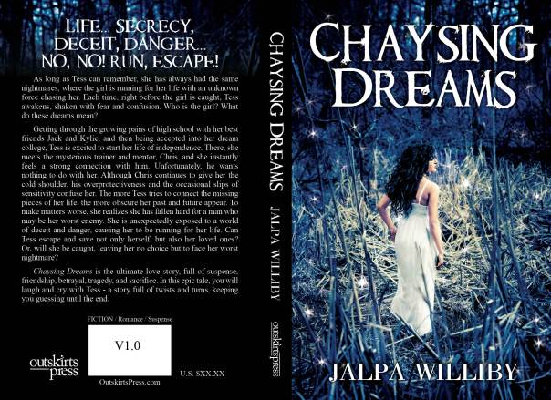 Full cover of Chaysing Dreams!