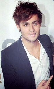 Douglas Booth as Chance