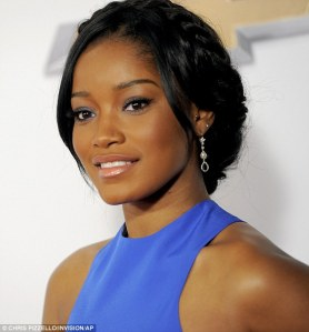 Keke Palmer as Kathy (Lily's friend)