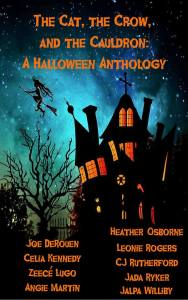 cover fro halloween anthology