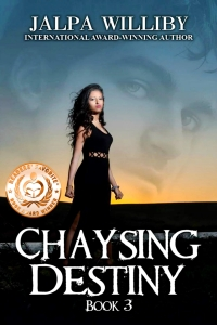Chaysing Destiny cover with seal
